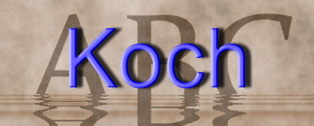 Koch abc