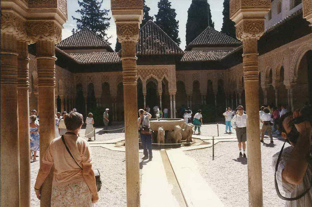 Alhambra - Löwenhof