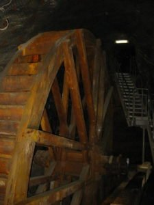 Goslar Bergwerk - Wasserrad
