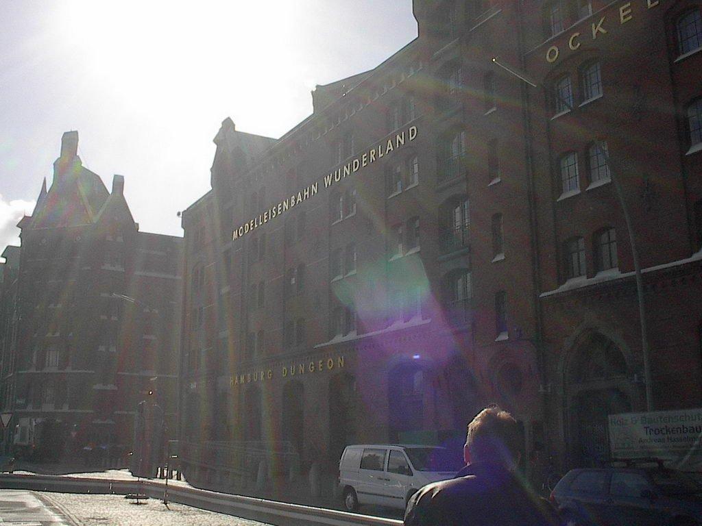 Hamburg - Miniaturwunderland