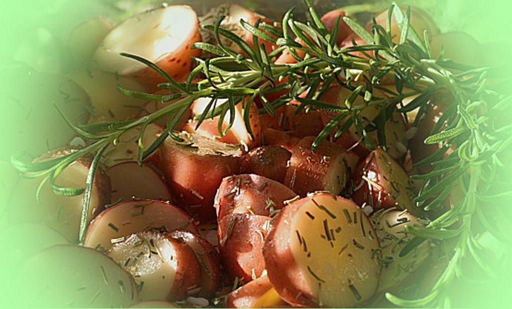 Toscanische Kartoffeln