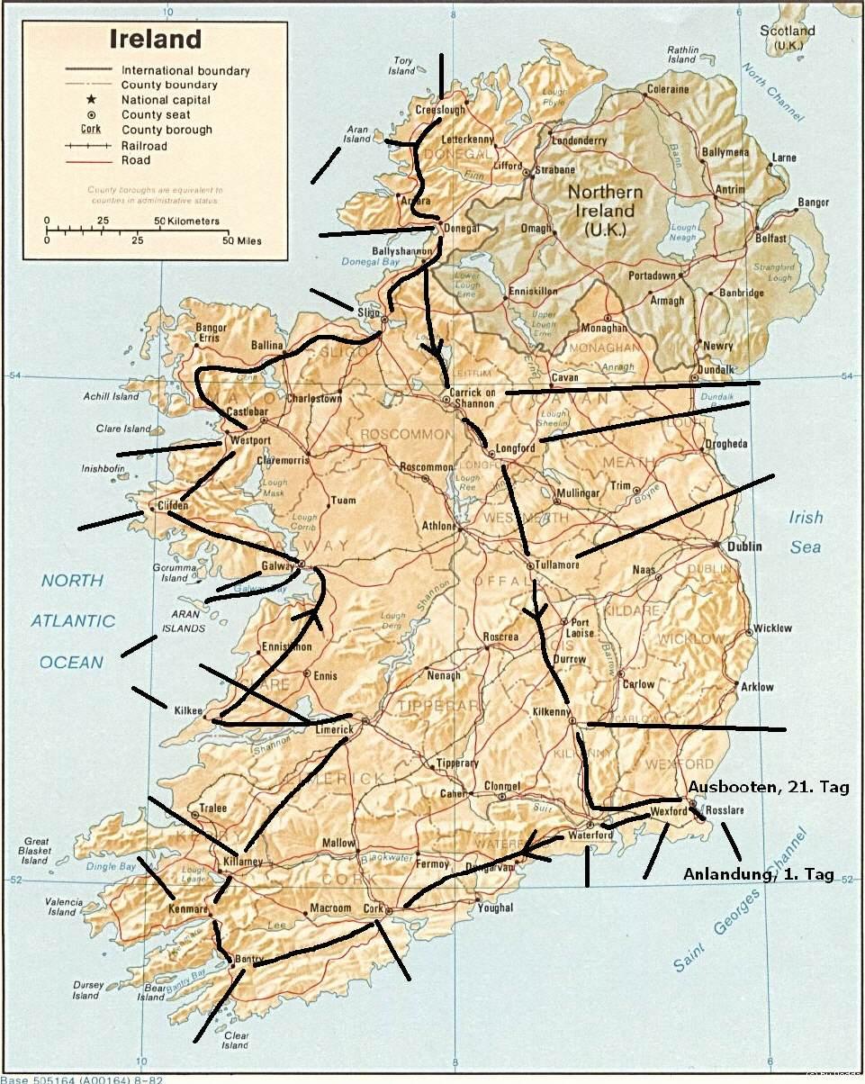 irland-landkarte