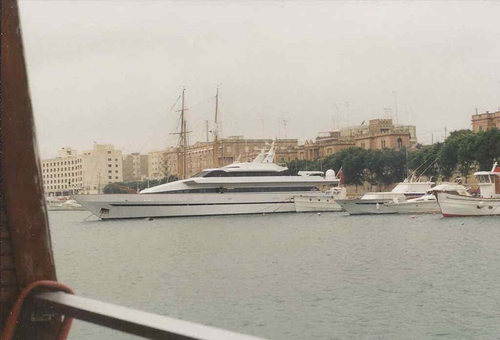 Yachthafen bei Marsa
