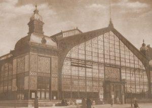 Markthalle Hannover alt