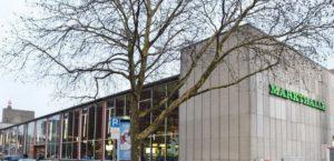 Markthalle Hannover neu