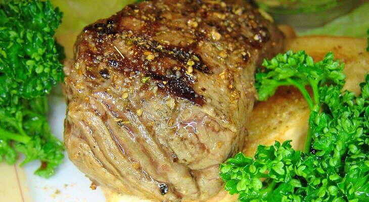 Rinder-Steak