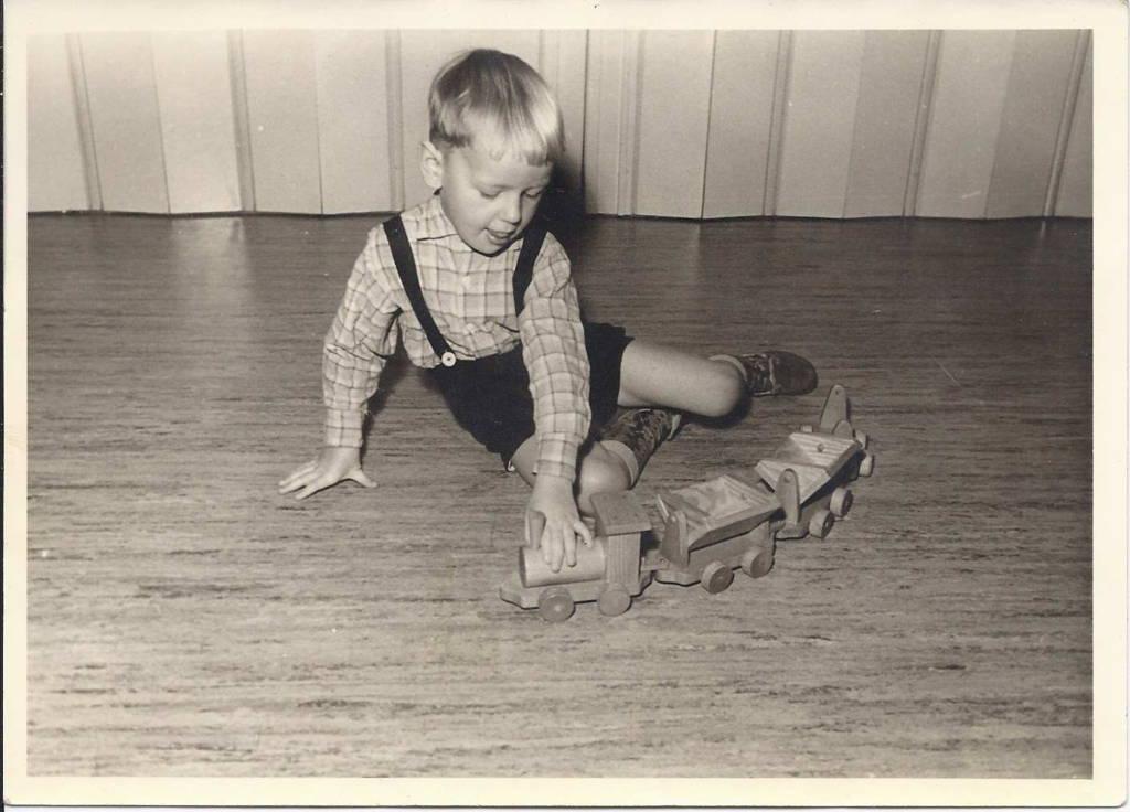 Bilder-Kindheit 1957
