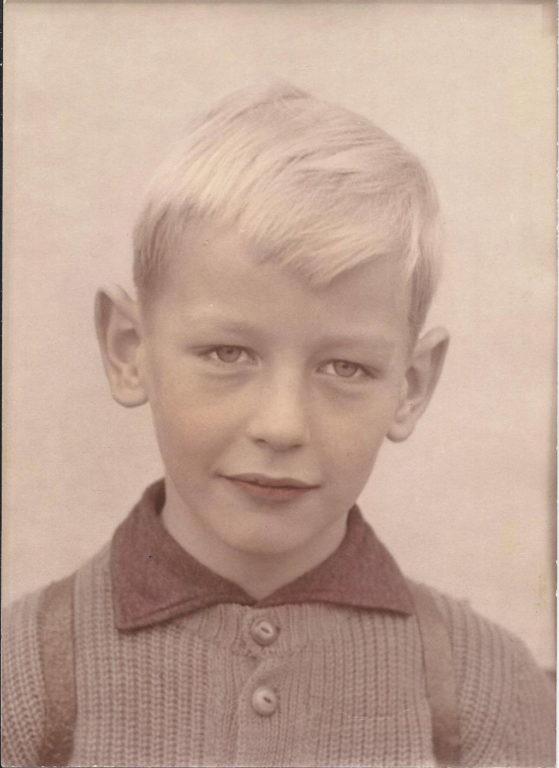 Kindheit 1961