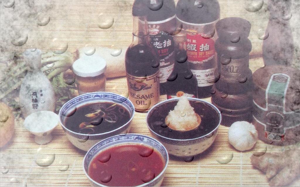 Saucen chinesisch