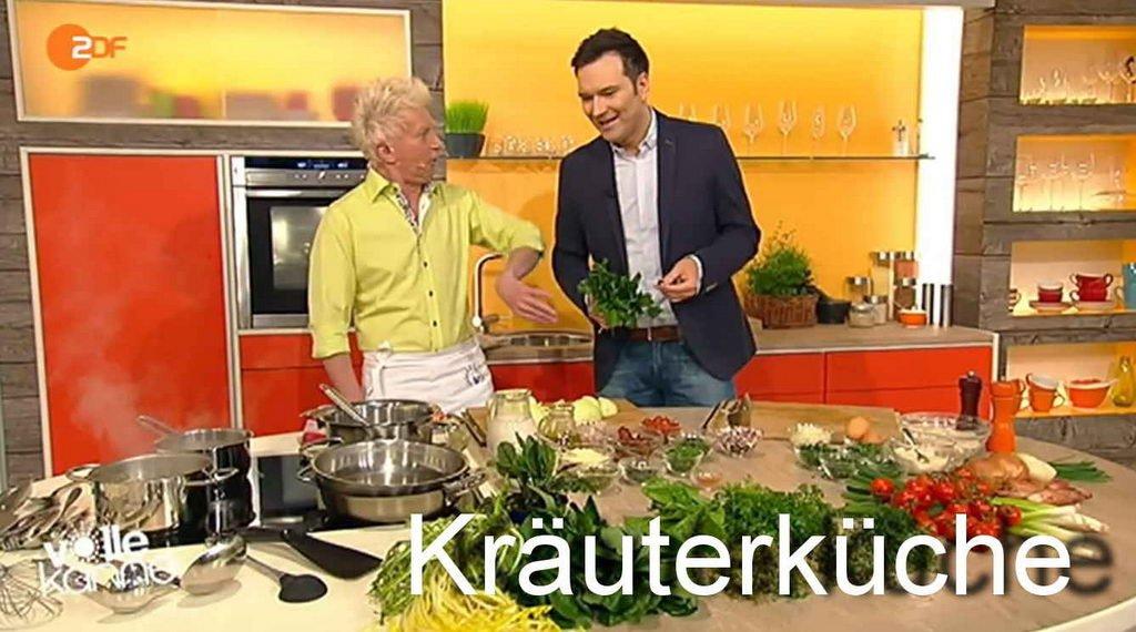 Armin Rossmeier-Kräuterküche