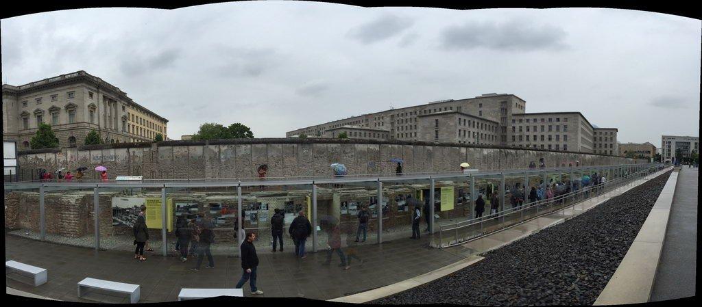Berlin - ehemalige Mauer