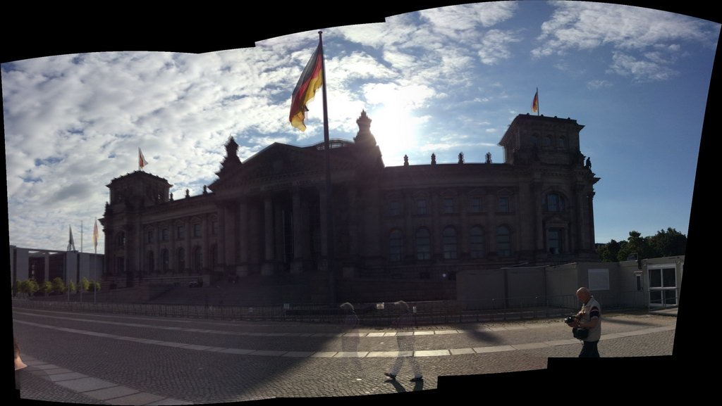 Berlin 2015 - Bundestag