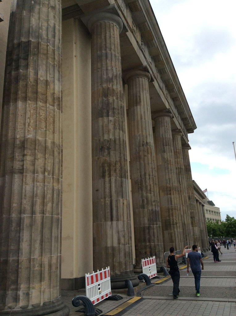 Berlin 2015 - Brandenburger Tor