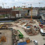 Berlin 2015 - Mittagessen Humboldt-Terrasse