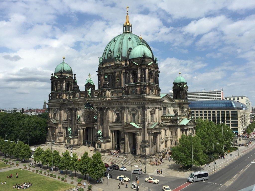 Berlin 2015 - Berliner Dom