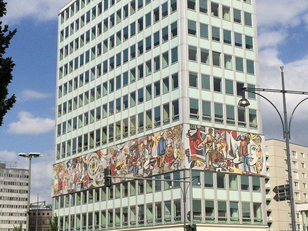 Berlin 2015 - ehemaliges Stasigebäude