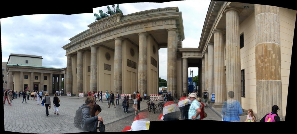 Berlin 2015 - Brandenburger Tor