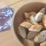 Kochgruppe mit Eier-Curry-Salat