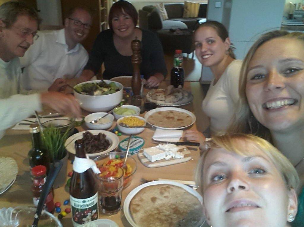 Cookasa Afterwork BBQ - Gruppenbild