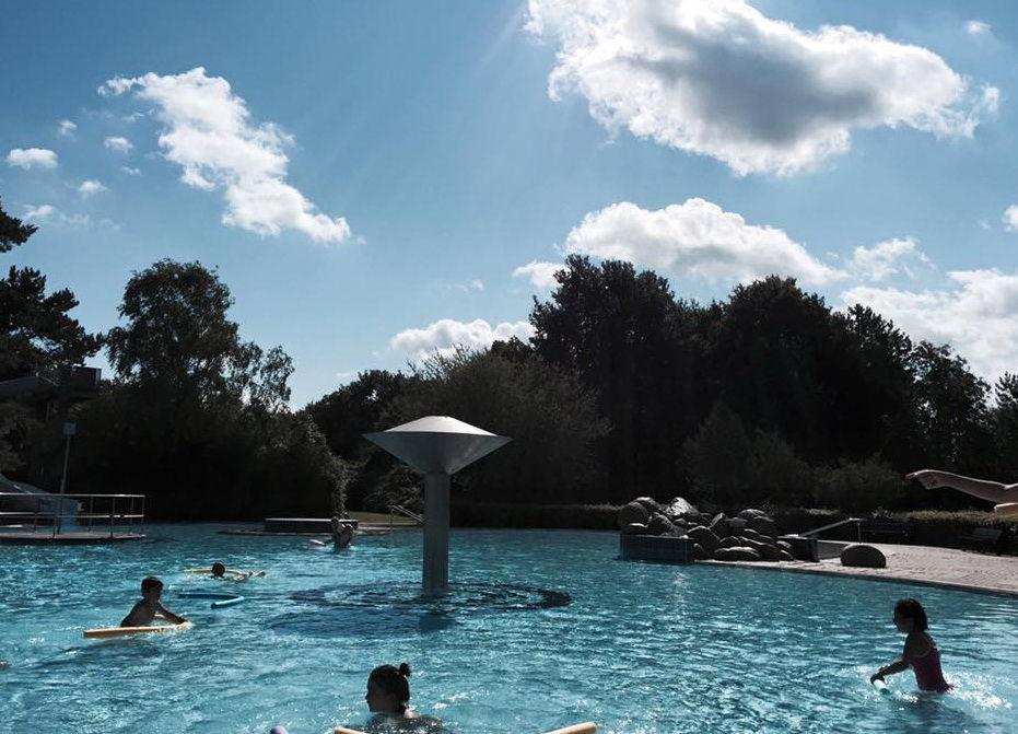 zusätzliche Schwimmaufsicht