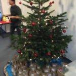 Weihnachtsfeier Kontaktstelle, Dezember 2015
