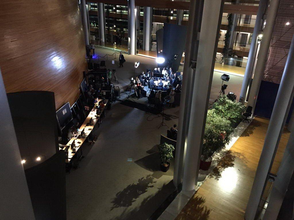 Besuch EU-Parlament Strassburg_2016-3_Europaparlament