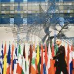 Besuch EU-Parlament Strassburg