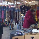 Wochenmarkt Lehrte - Klamotten