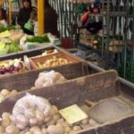 Wochenmarkt Lehrte - Obst etc