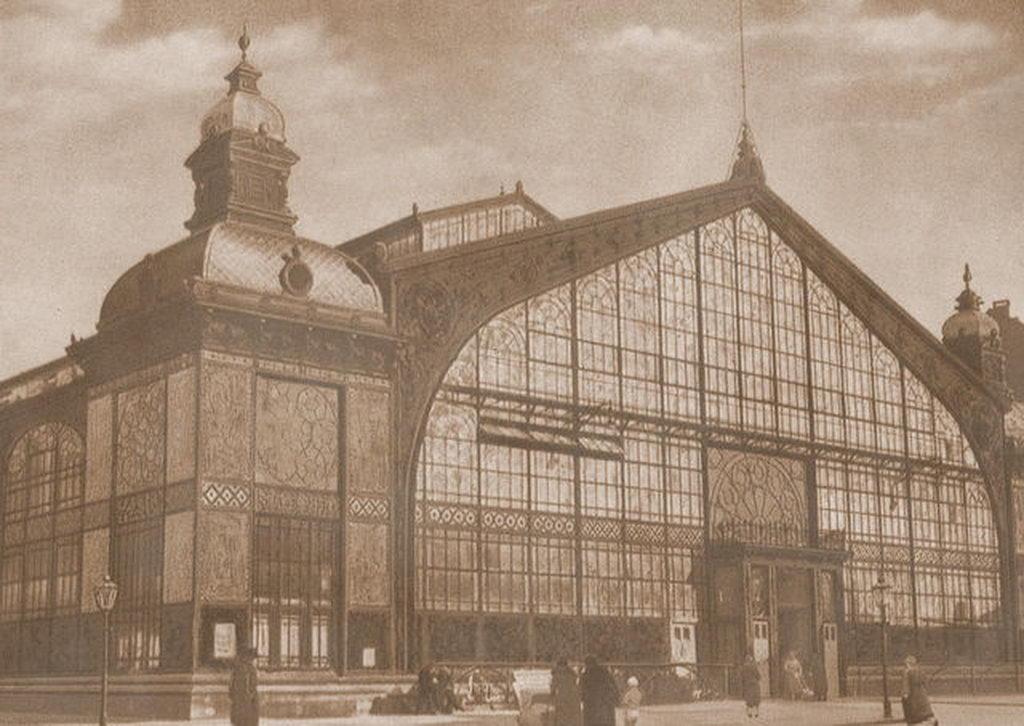 alte Markthalle Hannover