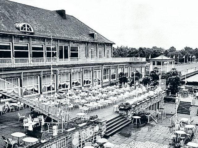 Maschseegaststätten Hannover
