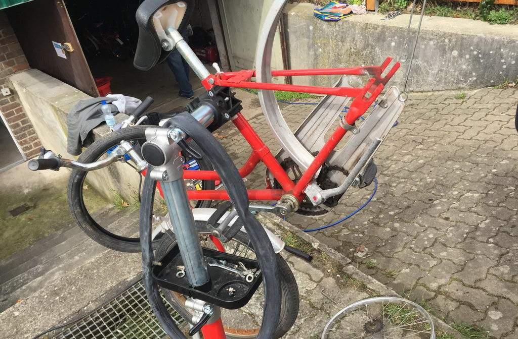 Fahrradwerkstatt Lehrte, Reparaturservice