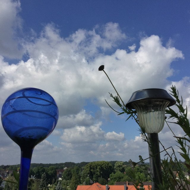 Balkonien-fast wie im Grünen