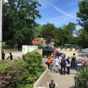 Schülertriathlon in Lehrte