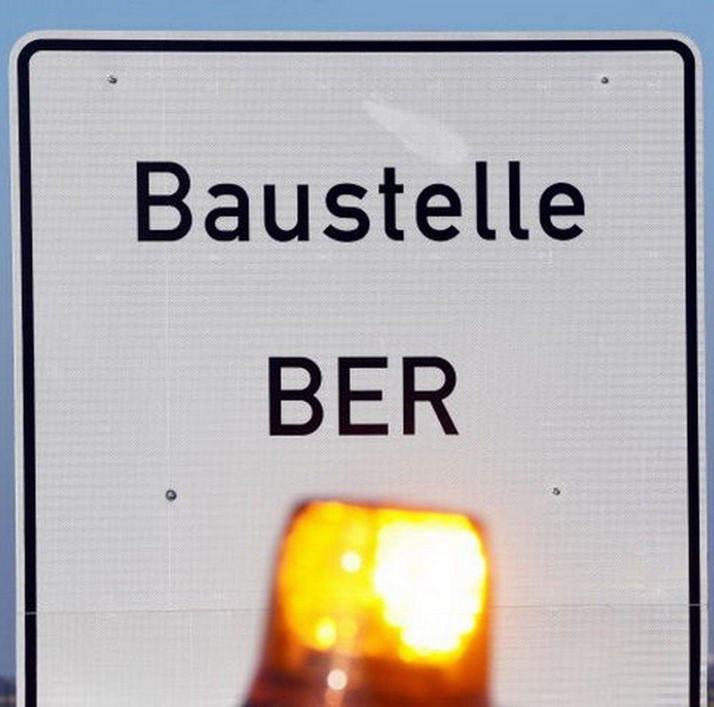 Baustelle BER