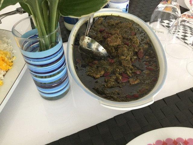Einladung zum Raclette-Essen bei Bekannten in Lehrte