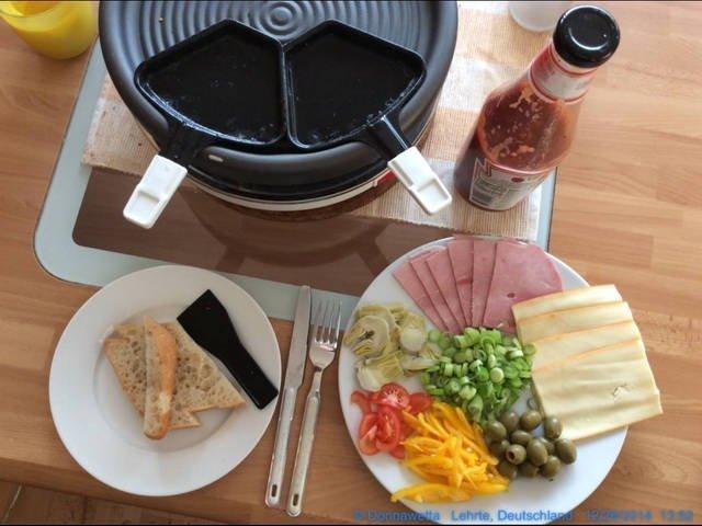 Raclette wie ich es mag
