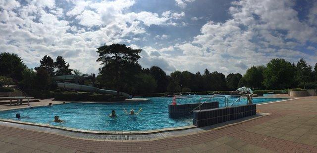 Schwimmen lernen für Kinder-Ferienende