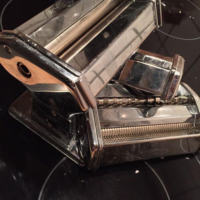 meine Nudelmaschine