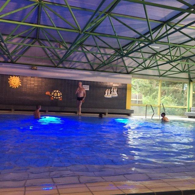 Schwimmaufsicht im Hallenbad Lehrte