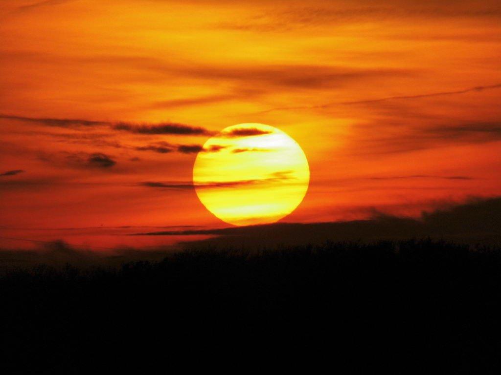 Sonnenuntergang 2017-11-29