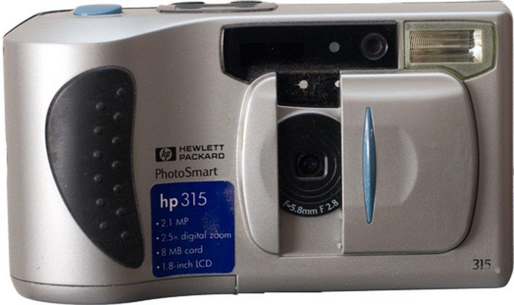 HP Photosmart 315