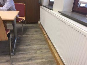 erstes Treffen 2017 Montagskaffee im renovierten Raum