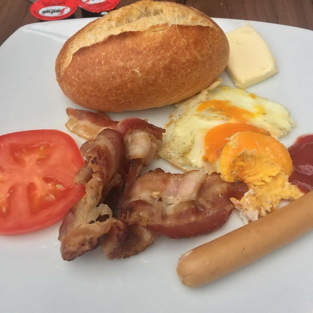 Frühstück mit Susi