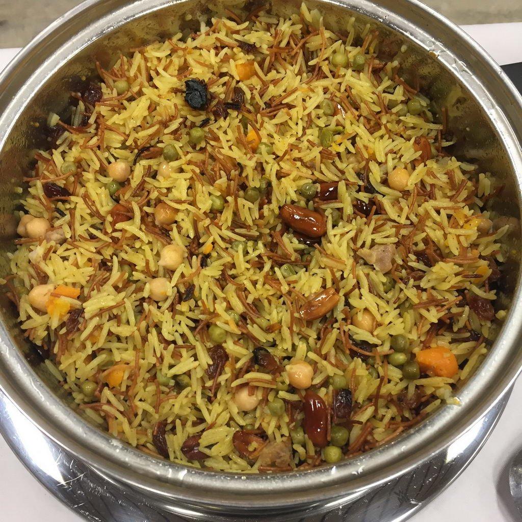 Treffen für Ehrenamtliche - Bereine - Reisgericht