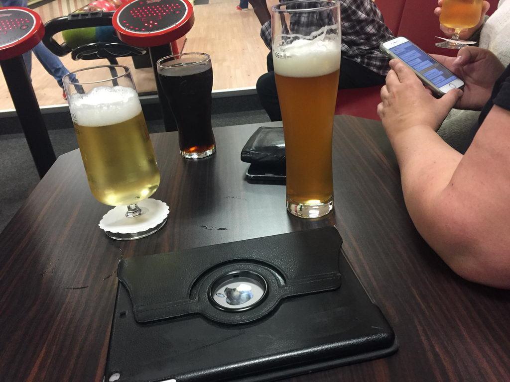 Bowling mit Stammtisch International von Lehrte hilft