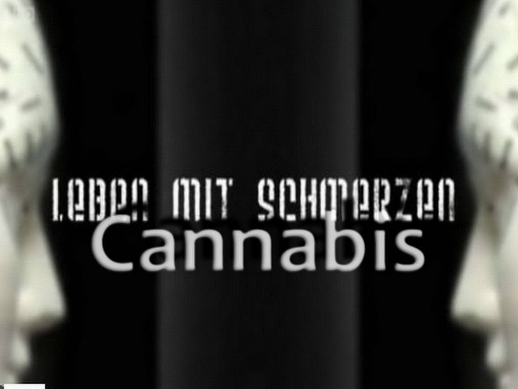 Leben mit Schmerzen Cannabis