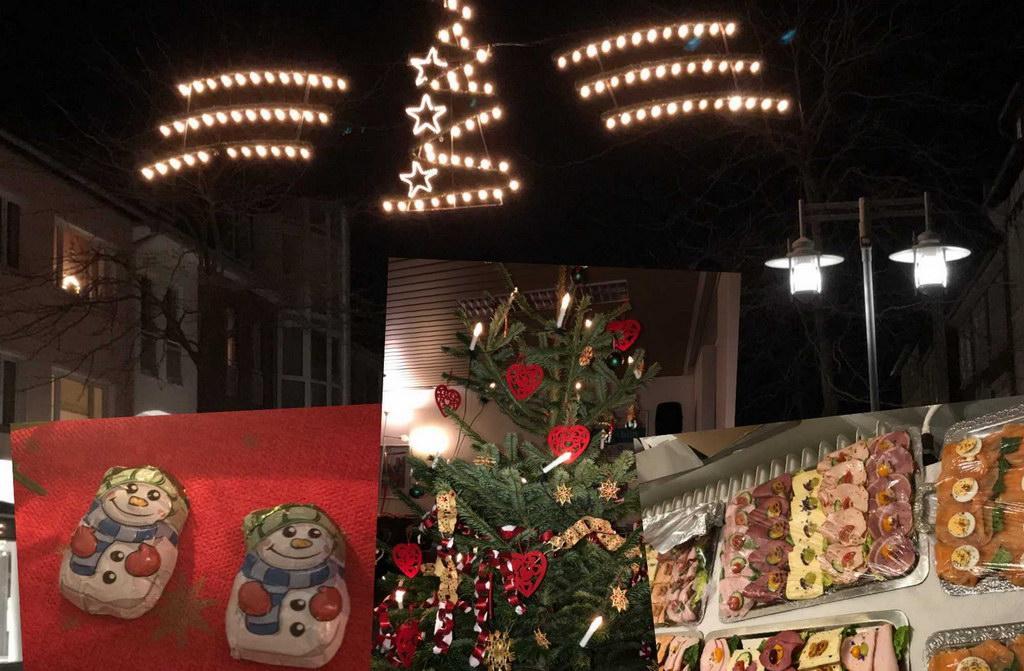 große Weihnachtsfeier 2017 beim DRK