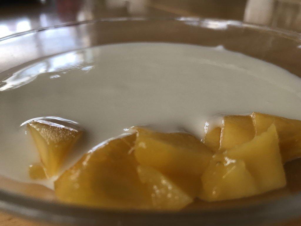 Zitronen-Joghurt - Mango