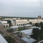 Med Hochschule Hannover - Rundblick morgens